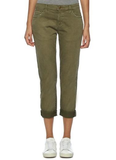 Current/Elliott Pantolon Yeşil